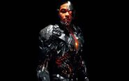 JL - Cyborg Promo