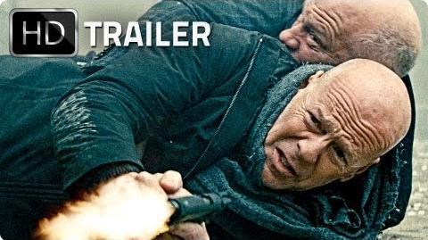 R.E.D. 2 Offizieller Trailer German Deutsch HD