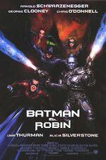 Batman und Robin Filmposter
