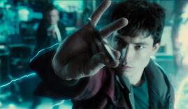 Barry allen batarang