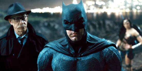 Batman JL Header