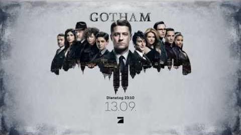 """""""GOTHAM Staffel 2"""" ProSieben Ankündigungstrailer """"A New Day"""" (60 Sekunden)"""
