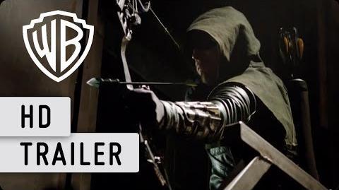 ARROW Staffel 3 - Trailer Deutsch HD German