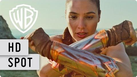 WONDER WOMAN - Spot 1 Deutsch HD German (2017)