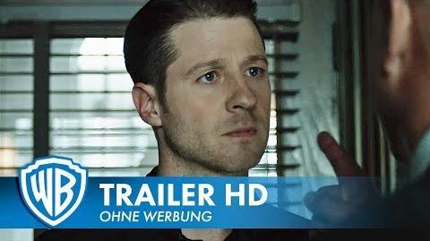 GOTHAM Staffel 3 - Trailer Deutsch HD German (2017)