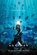 Aquaman deutsches Teaserposter