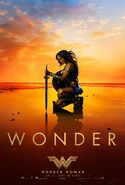Wonder Woman deutsches Kinoposter