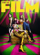 Birds of Prey Total Film Cover 2