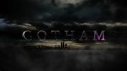 Gotham Titlecard Staffel 1