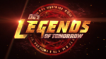 Legends of Tomorrow Titlecard Staffel 4