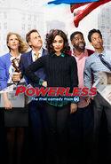 Powerless Staffel 1 Poster