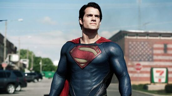 Superman - Header