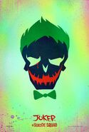 Suicide Squad Charakterposter Joker