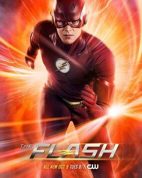 The Flash Staffel 5