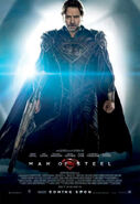 Man of Steel - Jor-El Charakterposter
