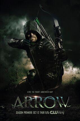 Arrow Staffel 6
