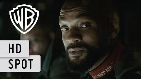 SUICIDE SQUAD - Spot 12 Deutsch HD German (2016)