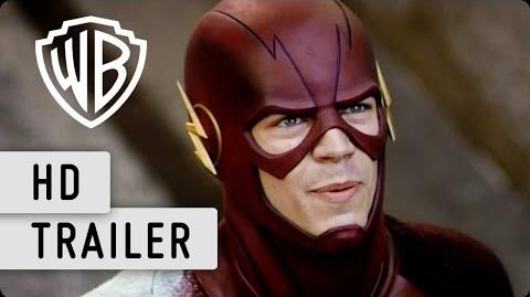 THE FLASH Staffel 2 - Trailer Deutsch HD German (2016)