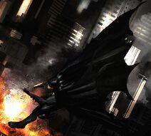 Batman Begins Konzeptzeichnung 6