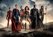 Justice League Cast Promobild