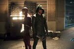 TF - Flash vs Arrow