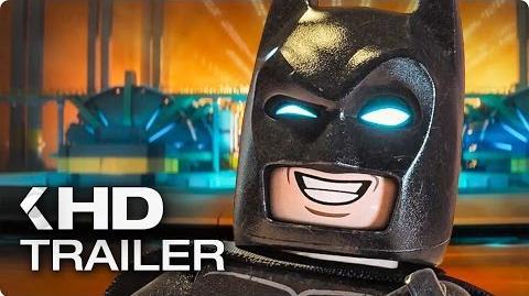 THE LEGO BATMAN MOVIE Trailer 2 German Deutsch (2016)