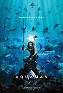 Aquaman Teaserposter