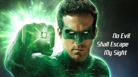 Green Lantern Deutscher Trailer HD