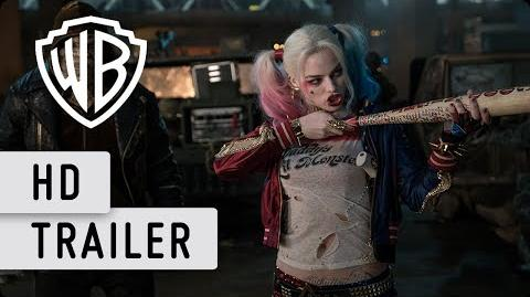 SUICIDE SQUAD - Trailer F1 Deutsch HD German