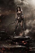 Gald Gadot als Wonder Woman