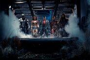 Justice League Cast Promobild 2