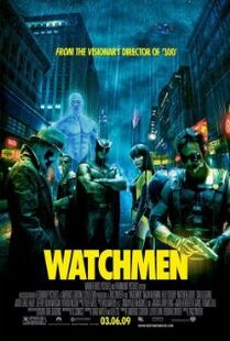 Watchman - Die Wächter Filmposter