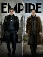 Batman V Superman Empire Cover 3