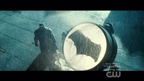 Batman v Superman Dawn of Justice (2016) Exclusive First look HD The CW