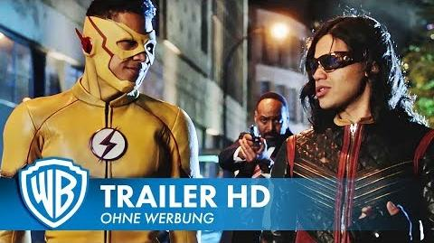 THE FLASH Staffel 4 - Trailer 1 Deutsch HD German (2018)