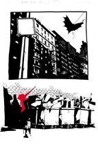 Batman Begins Konzeptzeichnung 12