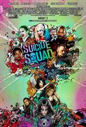 Suicide Squad drittes Filmposter