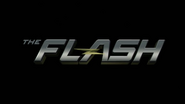 The Flash Titlecard