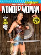 Wonder Woman Entertainment Weekly Cover 2
