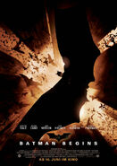 Batman Begins Kinoposter 1