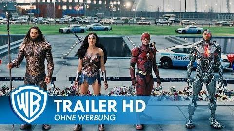JUSTICE LEAGUE - Trailer 3 Deutsch HD German (2017)