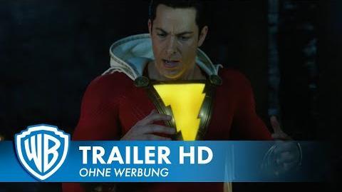 SHAZAM! - Offizieller Teaser Trailer 1 Deutsch HD German (2019)