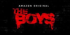 The Boys Titlecard