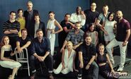 Batman v Superman & Suicide Squad Cast Comic Con 2015 Bild 2