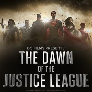 Dawn of the Justice League Promobild