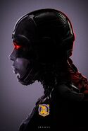 Justice League Cyborg Charakterposter 2