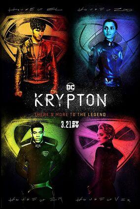Krypton Staffel 1