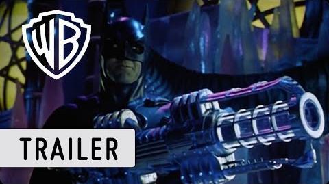 BATMAN & ROBIN - Trailer Deutsch German
