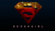 Supergirl Staffel 1 Titlecard
