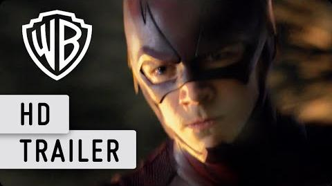 THE FLASH Staffel 1 - Trailer Deutsch HD German-0